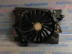 Jaguar S-type вентилятор радиатора диффузор