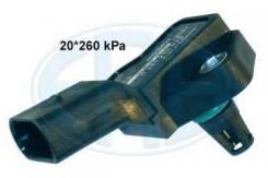 Датчик давление во впускном газопроводе Era 550263 Vag: 038906051D Audi A3 (8l1). Audi A3 (8p1). Audi A3 Sportback (8pa). Audi A4 (8e2 B6). Audi A4
