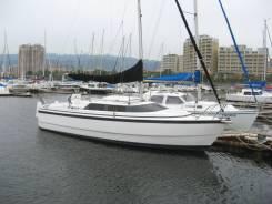 Яхта моторно-парусная Macgregor 26. Длина 8,35м., 1997 год