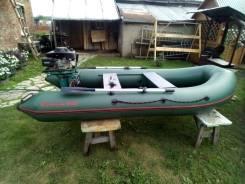 Продам лодку ПВХ 310