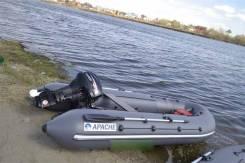 Моторная лодка ПВХ Apache (Апачи) 3700 НДНД Норма в Новосибирске