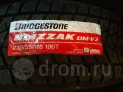 Bridgestone Blizzak DM-V2, 235/55 R18 JAPAN Skidka shinomontazh 20%