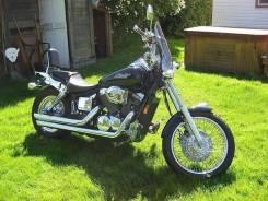 Honda Shadow Spirit, 2005