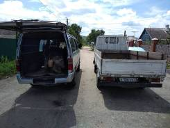 Грузоперевозки до 2т. на а/м Toyota Hiace грузопасажир, грзовик бортовой
