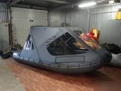 Тенты для лодок, катеров,