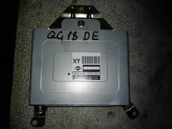 Блок управления двс. Nissan Bluebird, QU14 QG18DE