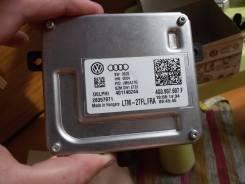 Блок ксенона Audi 4G0907697F