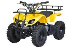 Детский квадроцикл Linhai-Yamaha 49 см3 «Желтый». Рассрочка до 6 месяцев, 2020