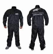 Дождевой костюм Alpinestars Black L, XL, XXL