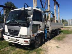 Nissan Diesel. Продам грузовик с манипулятором , 6 925куб. см.