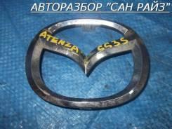Эмблема решетки радиатора Mazda Atenza GG3P LD4751731