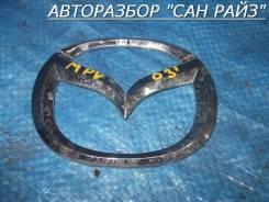 Эмблема решетки радиатора Mazda MPV LW3W S47P51731