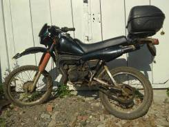 Yamaha DT50, 1989
