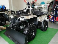 Yamaha Grizzly 700, 2020