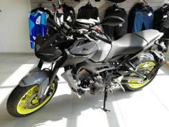 Yamaha MT-09A, 2020
