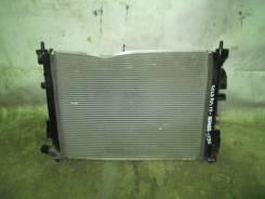 Радиатор охлаждения двигателя. Hyundai Solaris, HCR G4FG, G4LC