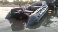 Продам лучшую лодку в своем классе BRIG B380.