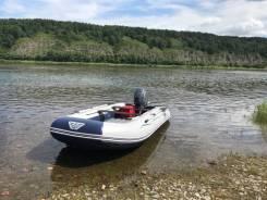 Мотор Ямаха 9,9 (15 лс по факту) лодка флагман 360 новые