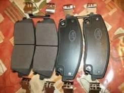 Колодки тормозные передние Chrysler, Dodge, Lancia Generic в наличии
