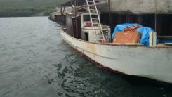 Шхуна рыболовно-транспортная