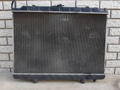 Радиатор охлаждения двигателя. Nissan Presage, HU30 Nissan Bassara, JHU30 VQ30DE, VQ30DENEO