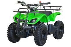 Детский квадроцикл Linhai-Yamaha 49 см3 «Зеленый». Рассрочка до 6 месяцев, 2020