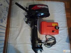Лодочный мотор Tohatsu 5 Л/С