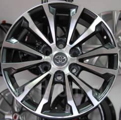 [R20store] Диск литой Replica R18 6*138,7 Toyota LCPrado Lexus GX