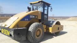 Предлагаем услуги грунтового виброкатка SEM 518, вес 18 т