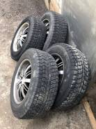 Dunlop Grandtrek SJ6. Зимние, без шипов, 2013 год, 20%