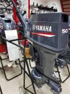 Yamaha. 50,00л.с., 2-тактный, бензиновый, нога S (381 мм), 2019 год