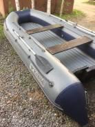 Продам надувную Лодку ПВХ Флагман 450