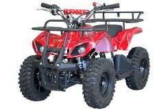 Детский квадроцикл Linhai-Yamaha 49 см3 «Красный паук». Рассрочка до 6 месяцев, 2020