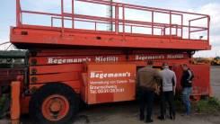 Продается Ножничный подъемник Begemann's Mietlift г/п 1тн в Челябинске