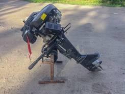 Лодочный мотор гибрид Lifan 6 +ветерок