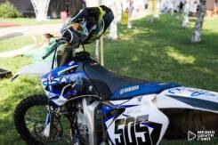 Yamaha YZ 250F, 2008