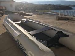 Продам лодку Solar 450