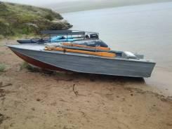 Продам моторная лодка Днепр