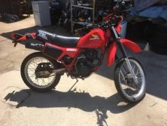 Honda XLR 200, 1996