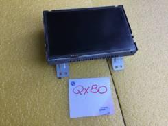 Дисплей. Infiniti QX80, Z62