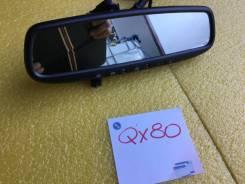 Зеркало заднего вида салонное. Infiniti QX80, Z62