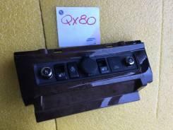 Обшивка, панель салона. Infiniti QX80, Z62