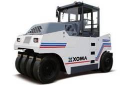 Каток пневмоколесный XG6261P марки XGMA, 2019