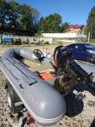 Лодка надувная с мотором Tohatsu 18