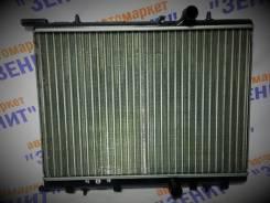 Радиатор Peugeot 307/ Partner ; Citroen Berlingo/ Xsara/ C4