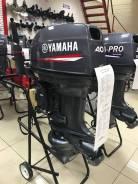 Лодочный мотом Yamaha 40Xmhs редуктор + водомет