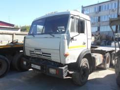 КамАЗ 54115, 2002