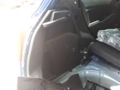 Обшивка багажника Mazda Demio DE3FS. ZJVE. Авторазборка Chita CAR