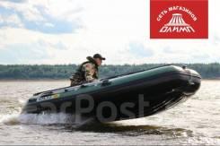 Лодка ПВХ надувная моторная Solar Максима 380