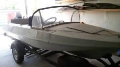 Продается моторная лодка Емаха